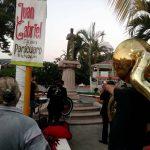 Parácuaro festeja a Juan Gabriel, en el 68 aniversario de su natalicio