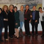 Entre amigos, celebra la actriz Patricia Bernal su cumpleaños
