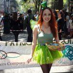 Se pintará de verde la CDMX con el San Patricio Fest