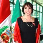 Embajada de Perú celebra su independencia con nueva embajadora