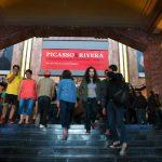 Última semana de exhibición la muestra Picasso & Rivera