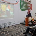 Los asistentes disfrutaron de la proyección del documental La voz de las hojas. Foto propiedad de la revista Protocolo Copyright©