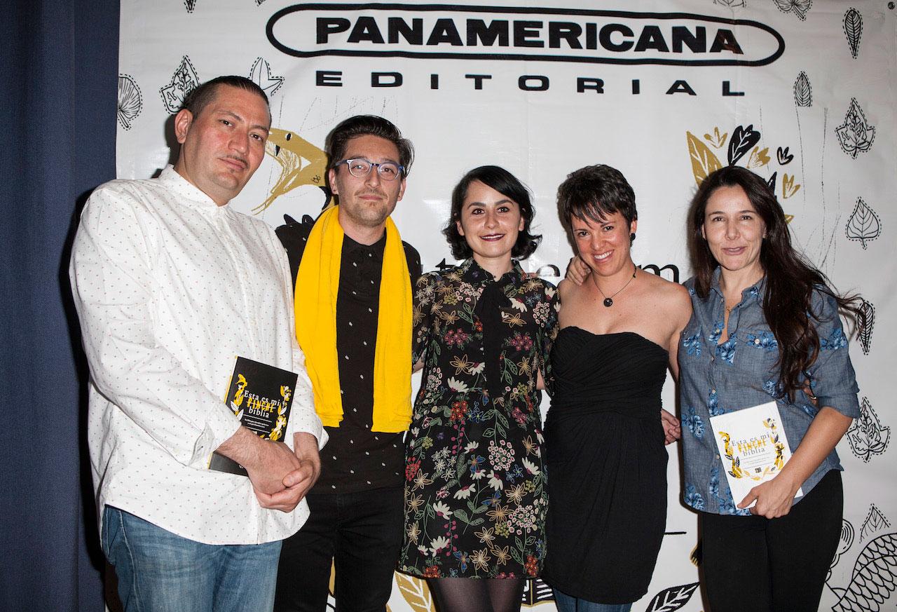 El libro es publicado en México por Panamericana Editorial