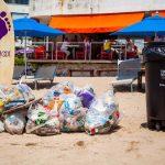 Promueven limpieza de playas y el amor por el vino