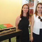 Emilie Alix y Vania Padinha. Revista Protocolo Copyright©