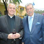 Kevin Randall y Petros Panayotopoulos, embajador de Grecia. Revista Protocolo Copyright©