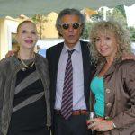 Therese Margolis, Luigi Maccotta, embajador de Italia, y Wendy Coss. Revista Protocolo Copyright©