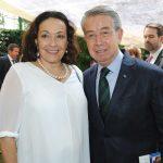 Elena Souto y Sergio Contreras. Revista Protocolo Copyright©