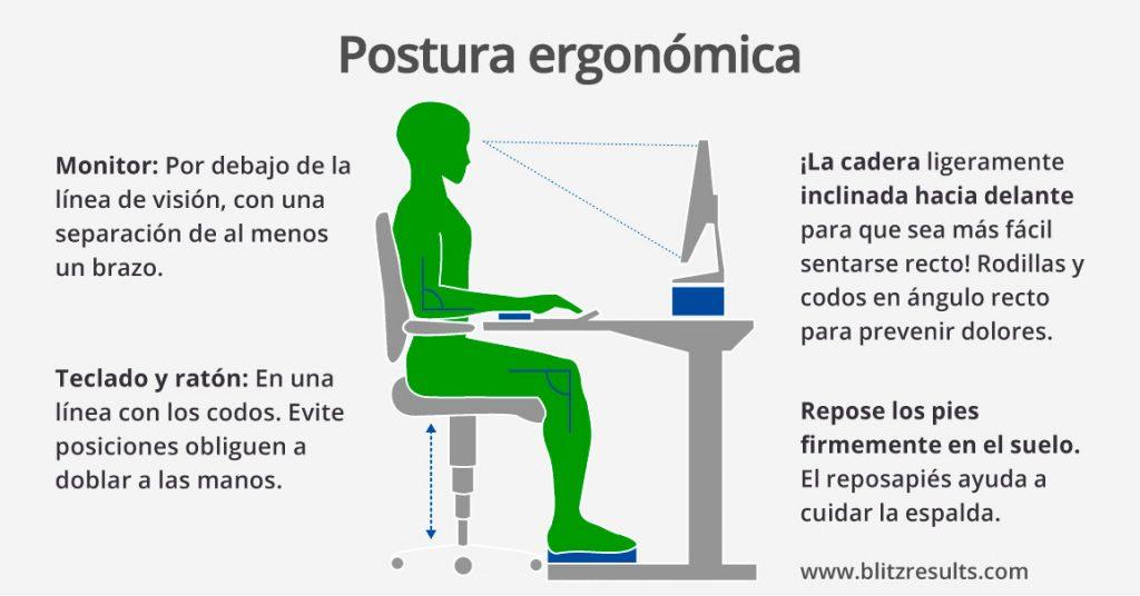 5 recomendaciones para prevenir el dolor de espalda