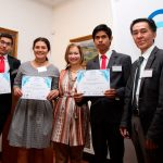 Dan a conocer a los estudiantes que representarán a México en la Semana Mundial del Agua