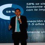 Iván Pelayo, vicepresidente de Digital Factory, Process Industries and Drives de Siemens México y Centroamérica. Foto propiedad de la revista Protocolo Copyright©