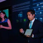 Pamela Pacheco y Edgar Mandujano. Foto propiedad de la revista Protocolo Copyright©