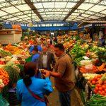 ¡Pásele marchante, productos frescos, saludables y económicos para sus negocios!