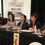 Promocionan turismo de Baja California a nueva aerolínea china