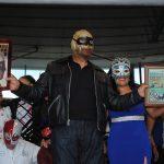 Promueven arte y cultura de la lucha libre mexicana