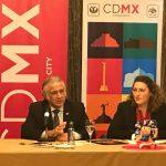 Promueven atracciones turísticas de la CDMX en Europa