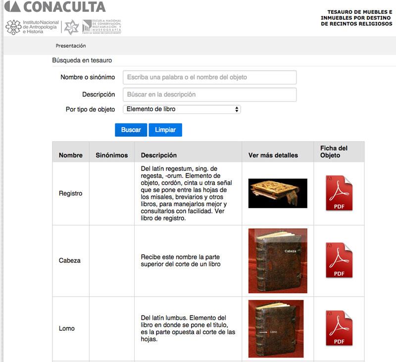 Publican en la red tesauro de bienes muebles e inmuebles for Registro de bienes muebles sevilla