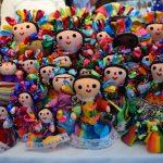 ¡Hay artesanías en Punto México!