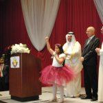 "La niña qatarí que gritó ""¡Viva México! ¡Viva Qatar!"""