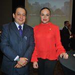 José Luis Ramírez y Verónica Agundiz