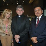 Wendy Coss, Dagoberto Campos Salas y Ramiro Guerrero