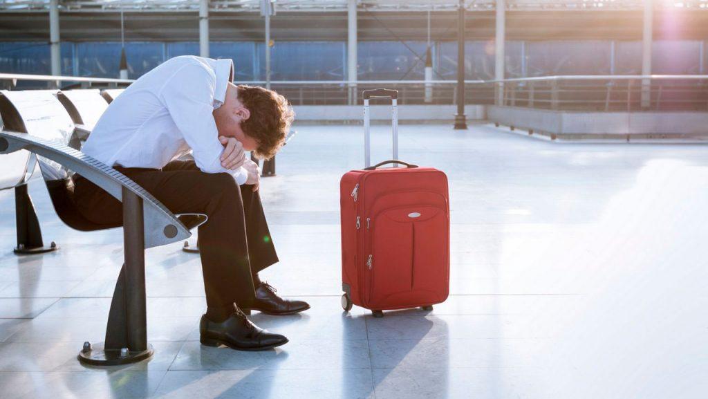 Cómo lidiar cuando te bajan de un vuelo sobrevendido