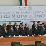 Rechazan fuerzas armadas legislación a modo