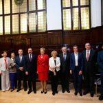 Recibe canciller Videgaray las llaves de la Casa de México en España