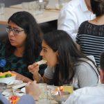 Con salsa, sin crema o con todo, los empleados de BBVA Bancomer disfrutaron las flautas. Revista Protocolo Copyright©