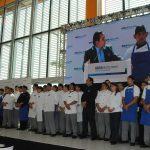 90 cocineros de BBVA Bancomer fueron los encargados de preparar las comidas. Revista Protocolo Copyright©