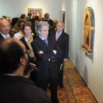 Inauguran la exposición El reino de las formas: Grandes maestros