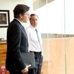 Revisan temas de la agenda bilateral México y Estados Unidos