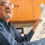 Descanse en paz el caricaturista Rogelio Naranjo