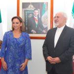 Se reúne la canciller Ruiz Massieu con su homólogo iraní
