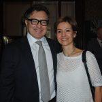 Eugenio Hurtado y María Fernanda García