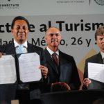 Sagarpa y Sectur conectan al turismo