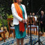 Sonja Ann Hyland, embajadora de Irlanda