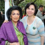 Elsa Espinosa y Beatriz Perea