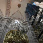 Avanza recuperación del Templo de Santa Prisca por daños del terremoto