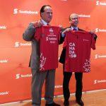 """Scotiabank y Confe juntos en la primera carrera """"Canadá por la Inclusión"""""""