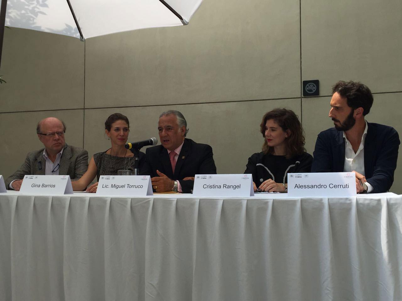 La CDMX se convertirá en el centro del diseño de América Latina