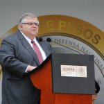 Agustín Guillermo Carstens Carstens, gobernador de Banxico. Revista Protocolo Copyright©