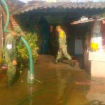 Por las fuertes lluvias, implementa Sedena Plan DN-III-E en Jalisco