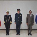 Visita México titular de la Defensa Nacional de Honduras