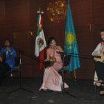 Serenata kazaja en el Senado mexicano: Semana de Kazajstán en Protocolo