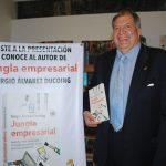 Presenta Sergio Álvarez Ducoing su nuevo libro Jungla empresarial