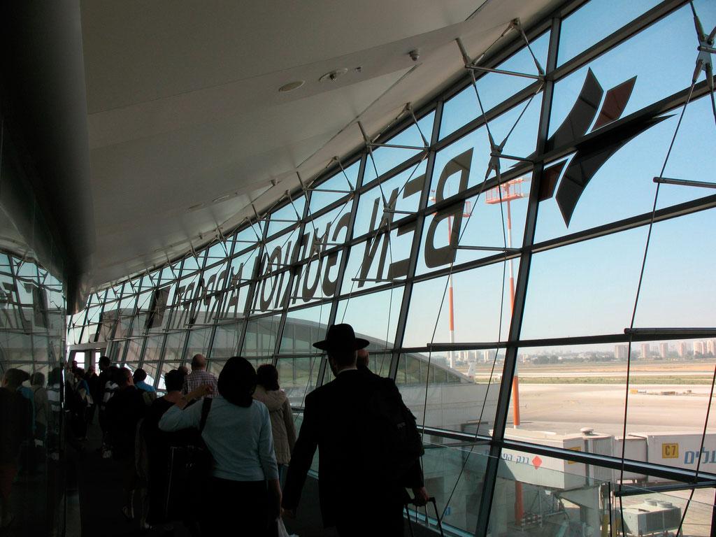 Ben-Gurion, el sexto aeropuerto más importante del mundo