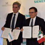 Fortalece Siemens su amistad con México