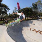 Organizan primer torneo de skateboarding en el Bosque de Chapultepec
