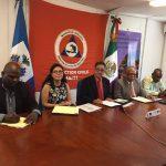 Se solidariza México con población haitiana